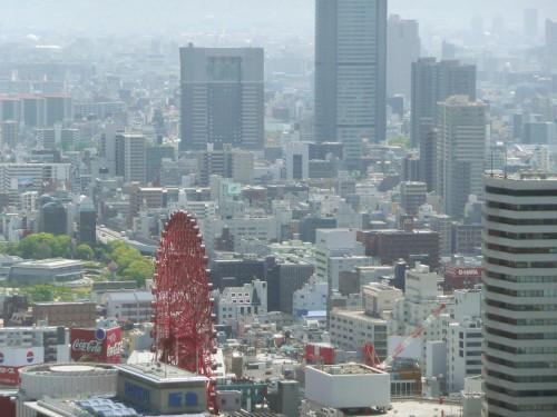 大阪街並み