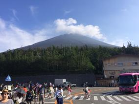 富士山登山口②